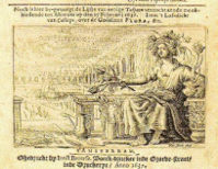 Cordel datado de 1637 na Holanda