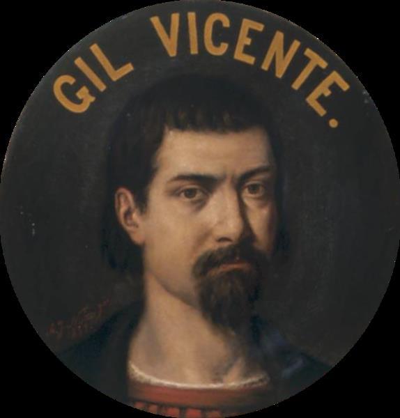 Gil Vicente foi o maior nome do teatro português da época.