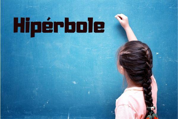 A hipérbole é uma figura de linguagem constantemente utilizada na coloquialidade.