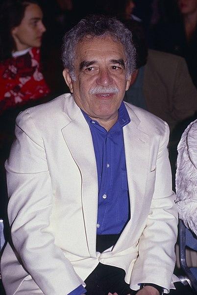 Gabriel García Márquez é um importante nome da literatura latino-americana. [1]