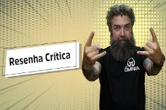Thumbnail com o professor da videoaula sobre resenha crítica