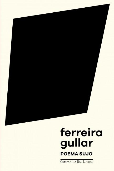 Capa do livro Poema sujo, de Ferreira Gullar, publicado pela editora Companhia das Letras.[1]