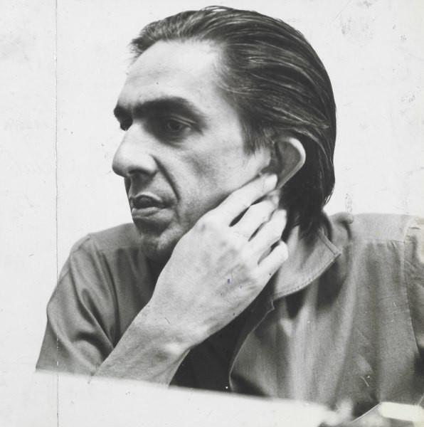 Ferreira Gullar, em 1970.