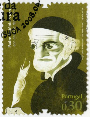 Padre Antônio Viera foi o principal autor do barroco brasileiro e português. [1]