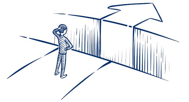 O anacoluto, assim como o personagem presente na imagem, fica isolado na oração.
