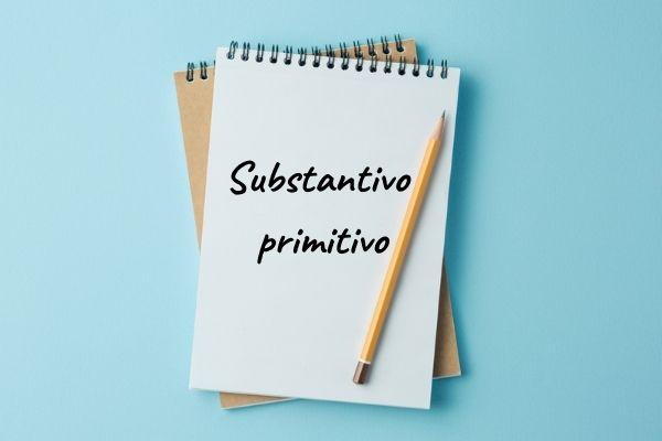 Os substantivos primitivos podem dar origem a diversos outros por meio de derivação.