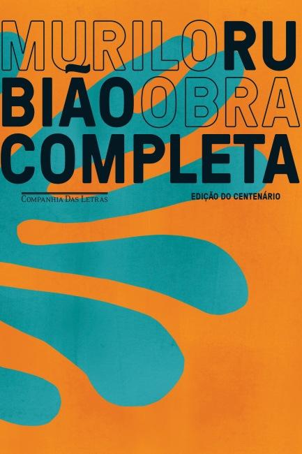 """Capa do livro """"Obra completa"""", de Murilo Rubião, publicado pela editora Companhia das Letras.[2]"""