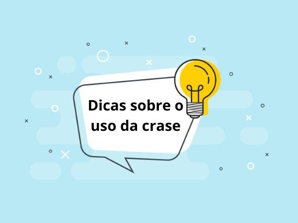 Uma das dúvidas mais comuns na língua portuguesa diz respeito ao uso correto do acento indicativo de crase.