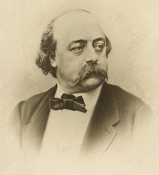 Gustave Flaubert é autor do romance antirromântico Madame Bovary.