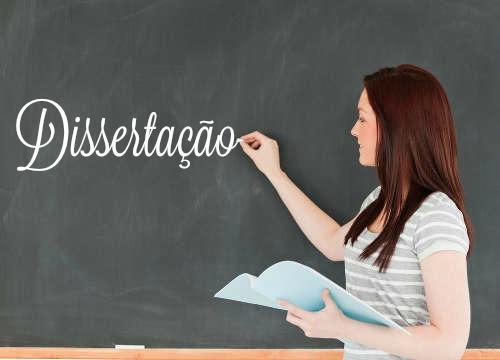 A Dissertação é um tipo de texto cuja finalidade é refletir e informar os leitores a respeito de determinado assunto