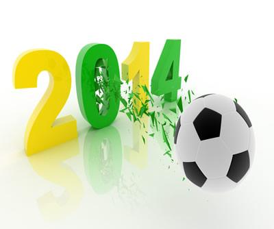 "A mascote da copa de 2014 foi nomeada de ""Fuleco"""