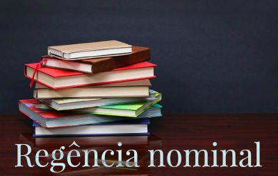 A regência nominal, assim como a regência verbal, é objeto de estudo da Sintaxe da língua portuguesa