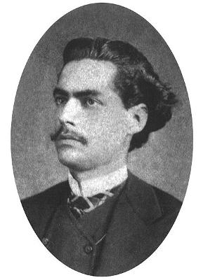 Antônio Frederico Castro Alves nasceu em Muritiba, BA, em 14 de março de 1847, e faleceu em Salvador, BA, em 6 de julho de 1871