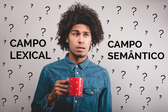 Apesar de próximos, os conceitos de campo lexical e campo semântico possuem diferenças significativas