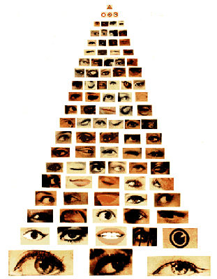 Augusto de Campos: olho por olho, 1964
