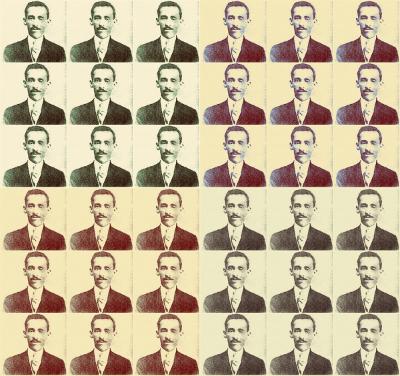 Augusto dos Anjos nasceu na Paraíba em 20 de abril de 1884. Faleceu aos trinta anos, no dia 12 de novembro de 1914, em Minas Gerais