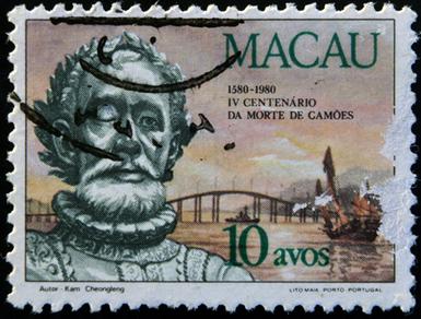 Camões marcou o século XVI e orgulhou o povo português ao escrever Os Lusíadas.*