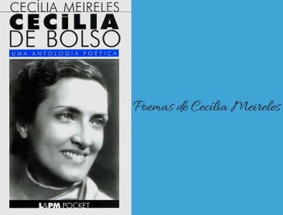 Créditos da imagem: Cecília de Bolso: Uma antologia poética. Editora L&PM Pocket