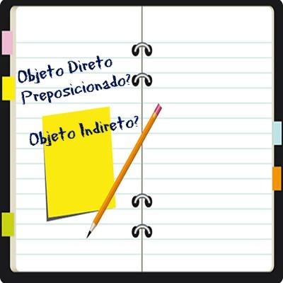Diferenças demarcam o objeto indireto e o objeto direto preposicionado
