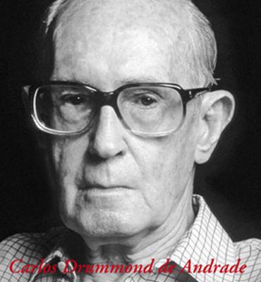 Drummond não escreveu apenas poesia: foi exímio cronista, tendo contribuído com mais de 2300 crônicas para o Jornal do Brasil *