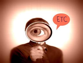 O uso do etc. se encontra relacionado a fatores específicos