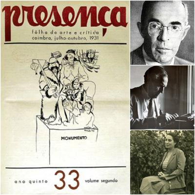 José Régio, Miguel Torga e Irene Lisboa foram os principais representantes do Presencialismo, segunda fase do modernismo português