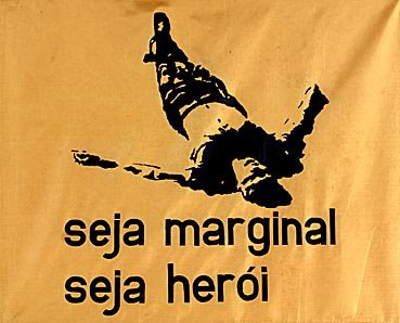 Hélio Oiticica criou a célebre frase que sintetizaria a cultura marginal dos anos 1970