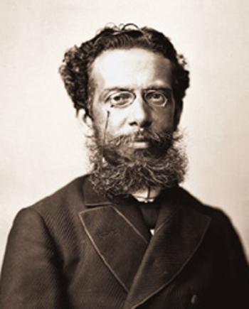 """Machado de Assis é o maior escritor brasileiro de todos os tempos. Na literatura brasileira, o """"Bruxo do Cosme Velho"""" é associado ao Realismo"""