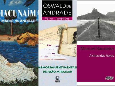 Manuel Bandeira, Mário e Oswald de Andrade foram os precursores do modernismo na literatura brasileira *