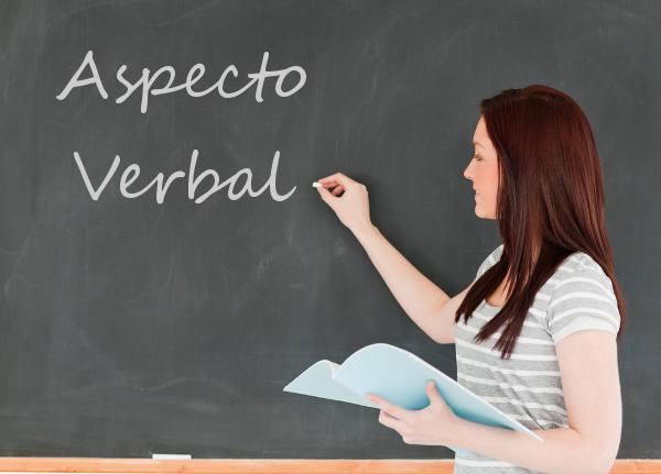 O aspecto verbal determina a duração daquilo que se expressa