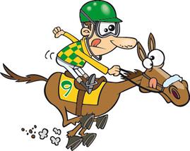 O cavalo precisa de arreio, logo se diz arrear o cavalo. Entretanto, o ato de descer ou de abaixar algo é a ação de arriar