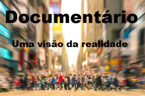 O documentário exibe uma visão da realidade por meio da tela