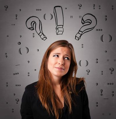 Os sinais de pontuação são utilizados com o objetivo de demarcar unidades e sinalizar os limites das estruturas sintáticas nos textos
