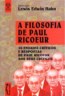 A filosofia de Paul Ricoeur pela editora Instituto Piaget *