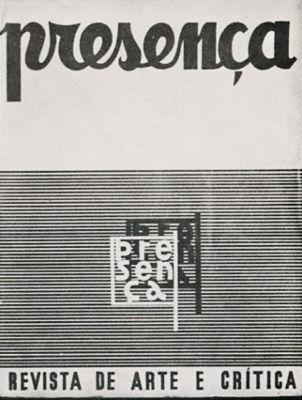Primeira edição da revista Presença, fundada em Coimbra e publicada no dia 10 de março de 1927