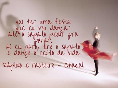 Chacal, pseudônimo de Ricardo de Carvalho Duarte, é um dos maiores expoentes da Poesia Marginal
