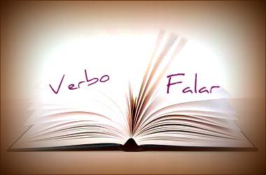 O verbo falar possui uma transitividade complexa